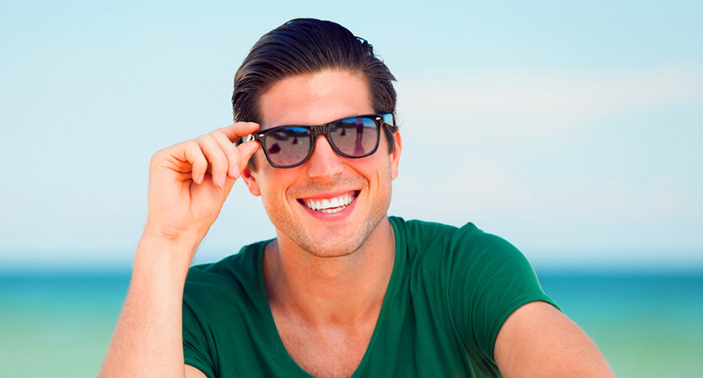 stock photo of young man